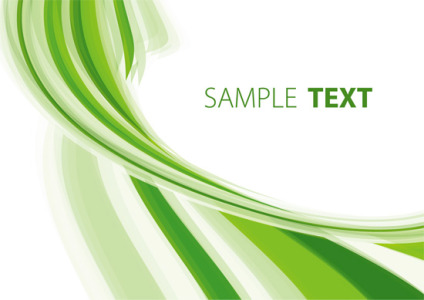 Free Green Abstract Background Vector EPS