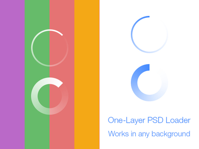 One-Layer PSD Loader