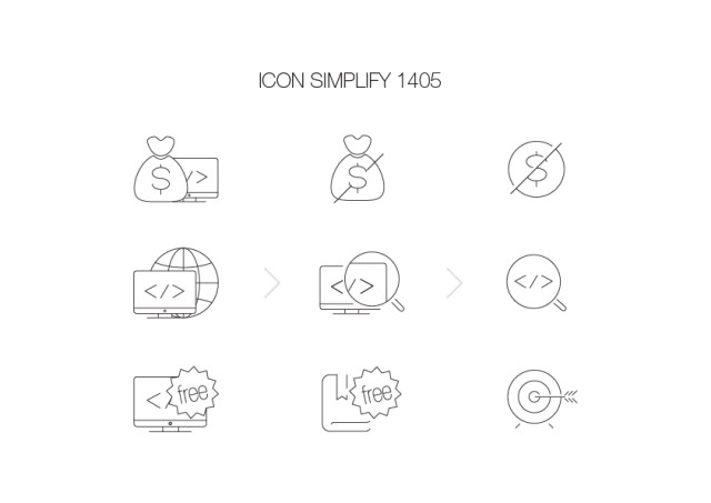 Simple Vector Icons Download 111