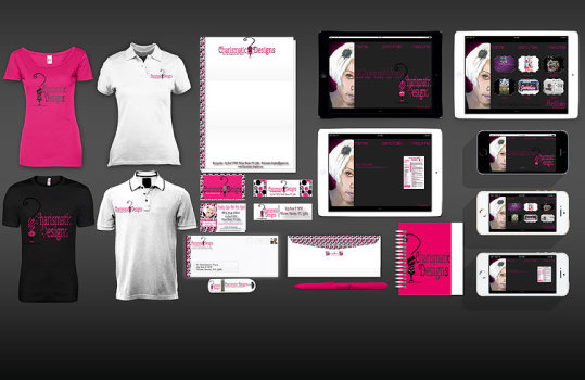 Free Company Identity Branding Mockup