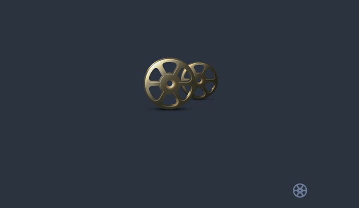Free Vector Film Roll Icon
