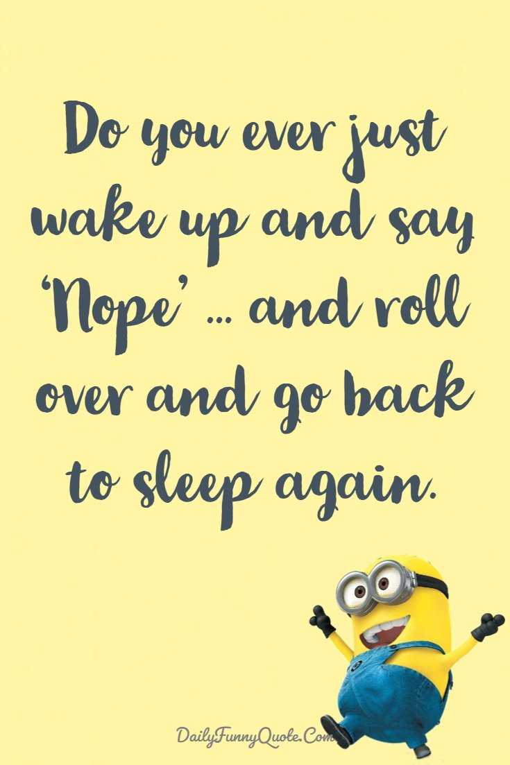 40 Funny Quotes Minions And Short Funny Words - Daily ...