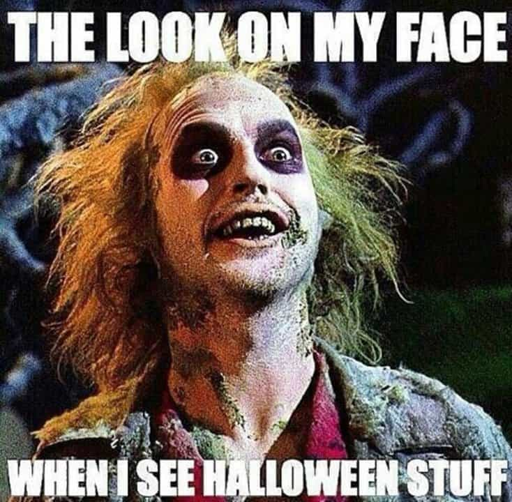 15 Funny Halloween Memes Printables for You 1