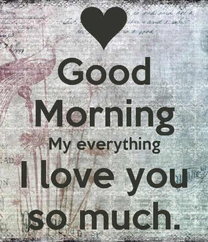 35 Good Morning Love Quotes For You to Life Sayings 1