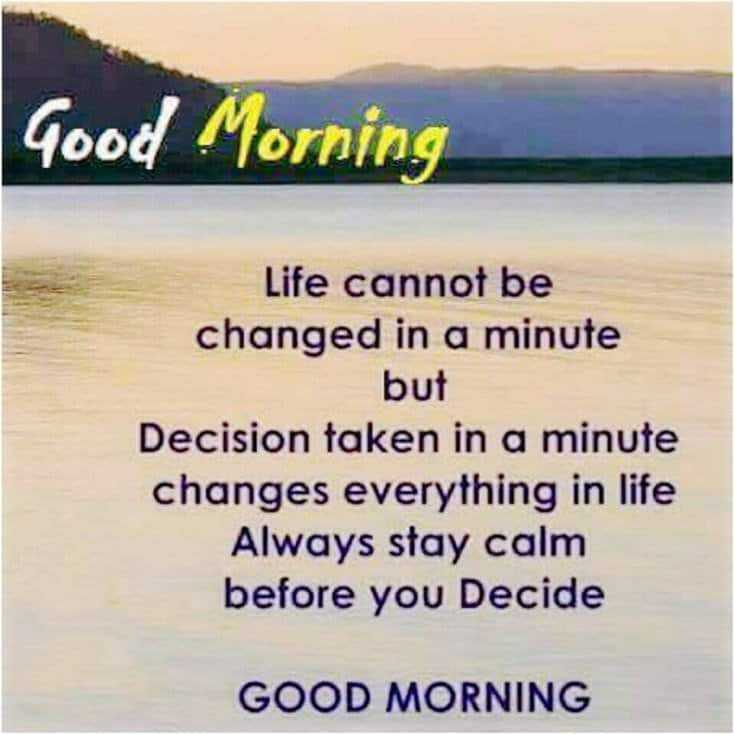 100 Good Morning Quotes with Beautiful Images 8