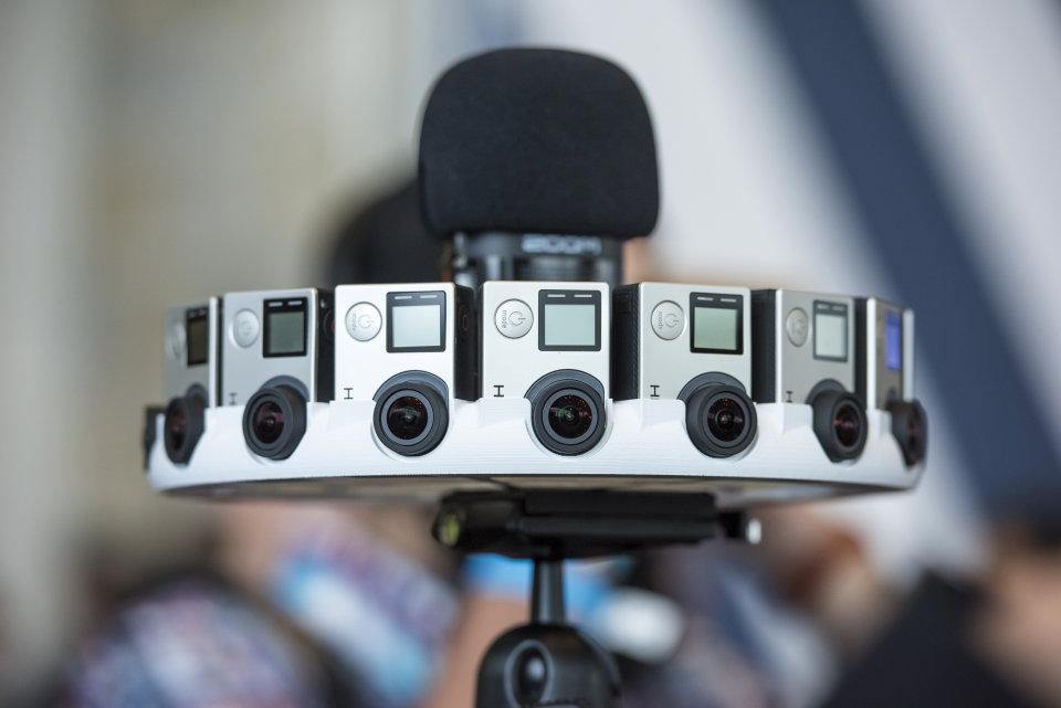 Odyssey ตัวช่วย GoPro ถ่ายภาพ 360 องศา