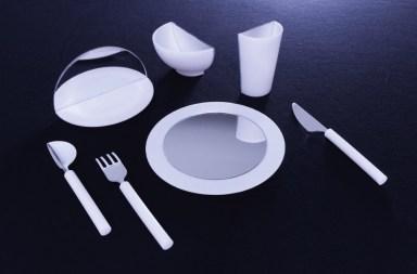 Reflective Tableware
