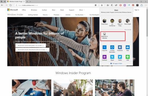 Microsoft-Near Share