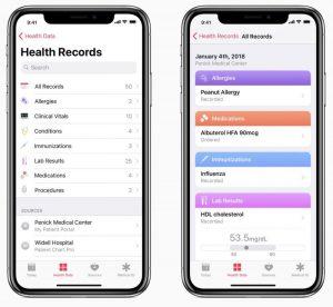 Health Records