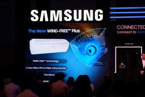 Samsung wind-Free Plus