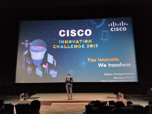 CISCO Innovation Challenge 2019