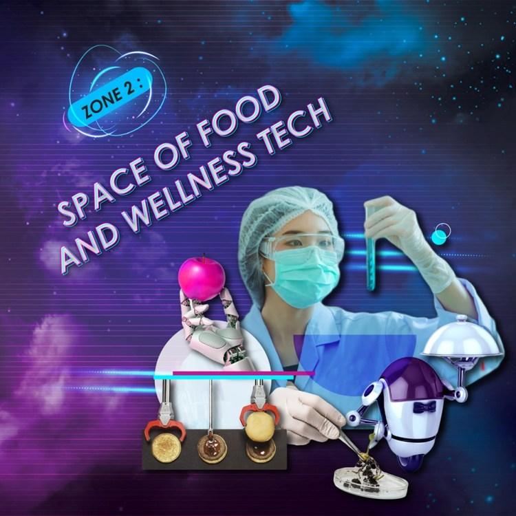 OIIO Food and Wellness tech