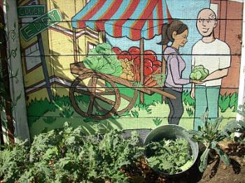 America's First Public Food Forest