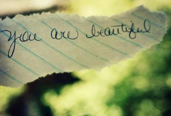 When Life is Ugly Make it Beautiful