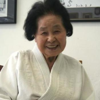 98-Year-Old Woman Earns Judo's Highest Honor