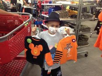 6-Year-Old Nico: Halloween's Real Life Hero