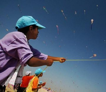 7200 Kites Flying for Peace and Dignity
