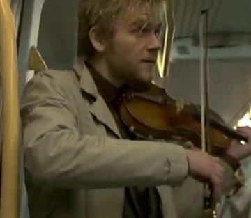 Unexpected Joy on the Copenhagen Metro