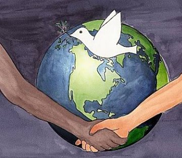 United Nations: A Meditation for Peace