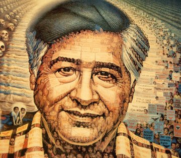 He Showed Us The Way: A Speech by Cesar Chavez on MLK