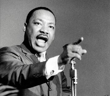 The Power of MLK's Anger