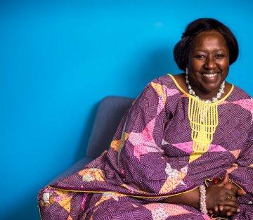 Agnes Binagwaho: A Doctor with Sassitude