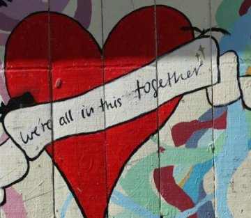 Powered by Love --- an Emerging Worldview