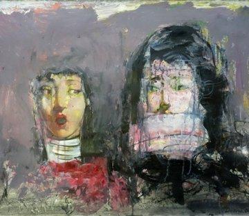 Hidden Stories: Paintings by Diane Ding