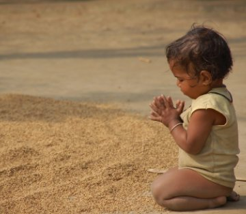 Praying for the Earth