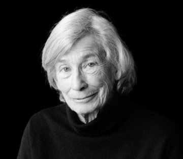 Mary Oliver: I Happened to Be Standing