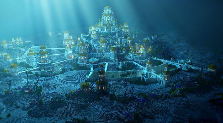 It's not the Atlantis