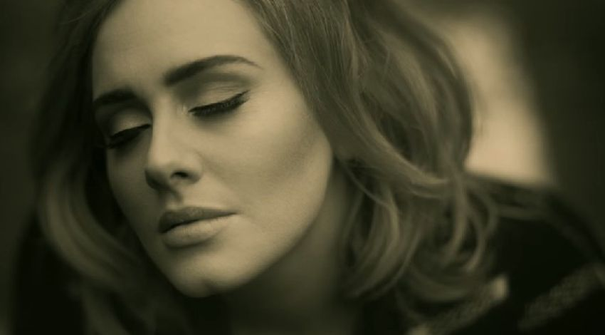 Adele was strategic in the release of her record.