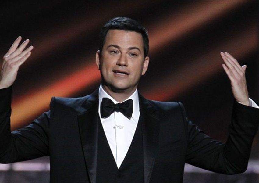 Jimmy Kimmel is hosting this year's awards night