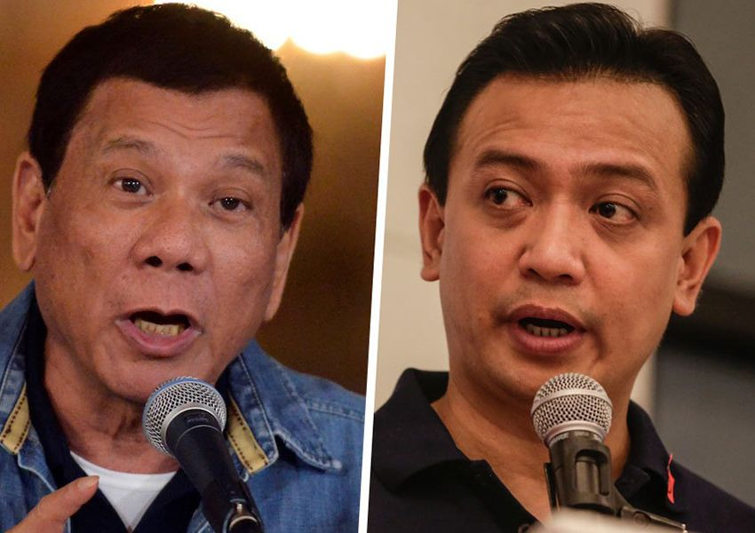 Trillanes Revives Claims of Duterte's Hidden Wealth Worth Billions