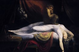 Fuseli's The Nightmare