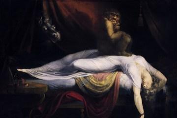 Fuseli's The Nightmare