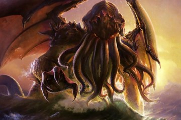 H.P. Lovecraft's Cthulhu