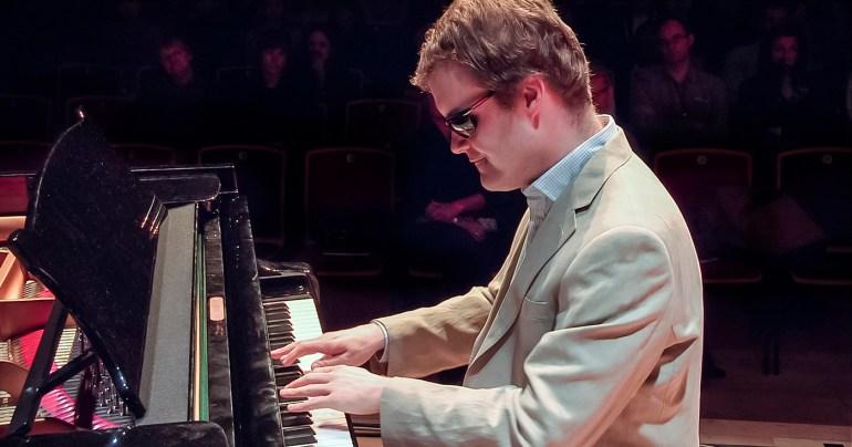 Musical savant Derek Paravicini