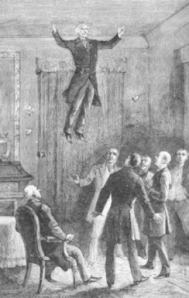 Levitation of Daniel Dunglass Home