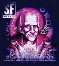 The Psychic World of Stanley Krippner