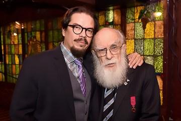 James Randi and Deyvi Orangel Pena Arteaga (aka Jose Alvarez)