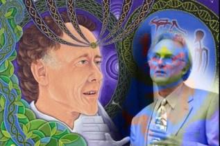 Psychedelic Dawkins