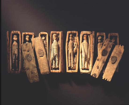 Mysterious Miniature Coffins of Arthur's Seat