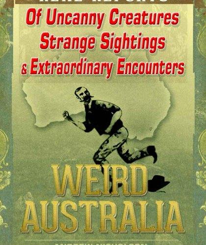 Weird Australia Book Cover