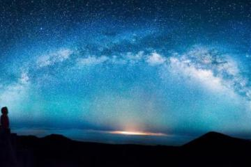 Milky Way Total Perspective Vortex
