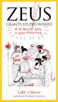 Book Cover - Zeus Grants Stupid Wishes