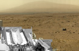 Mars Billion Pixels Martian Curiosity Rover NASA