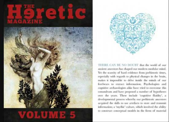 The Heretic Volume 5