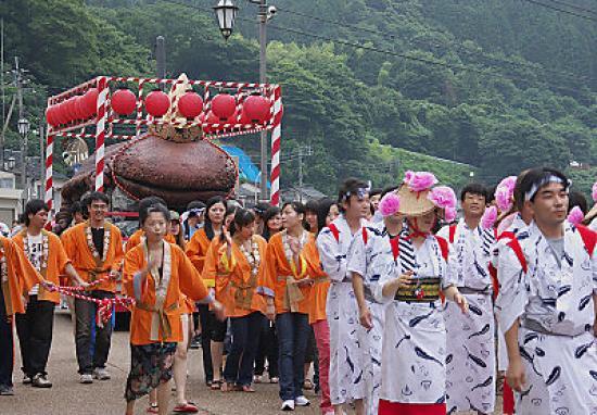 Hanzaki Festival from altjapan.typepad.com
