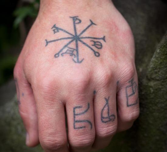 Dylan Carson Left Hand